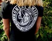 Honest Amish - Beard T-Shirts - Sizes Small thru 3XL