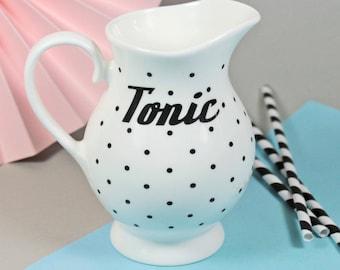 Tonic Jug