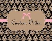 Custom Order for Carol for 2 large crosses