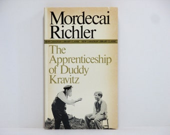 The Apprenticeship of Duddy Kravitz by Mordecai Richler 1983 Vintage Book