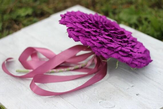 Giant paper flowers paper glamelia wedding bouquet paper flowers weddings decorations bouquets paper flowers giant paper flowers paper glamelia mightylinksfo