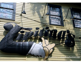 Tipitina's Photo - New Orleans Print - New Orleans Music - Tipitinas Sign - Music Art - Music Venue Sign - Tipitina's Sign Photograph