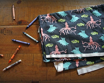 Fabric Designed From Your Childs Artwork
