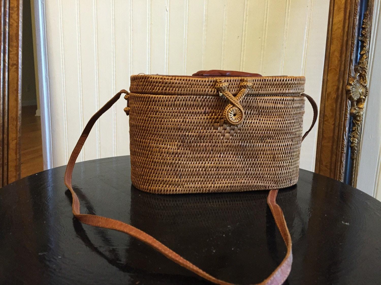 Vintage Dewi Designer Handbag Designer Purse Crossbody Bag