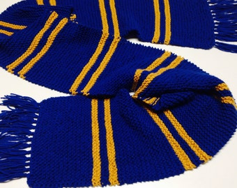 Harry Potter Ravenclaw Scarf, Book Version