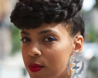 Gye Nyame - Earrings