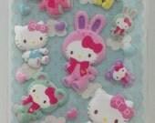 Sanrio Original Hello Kitty Super Puffy Stickers (32100-1)