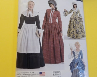 Simplicity C3723 Costume Collection 14-22 UNCUT