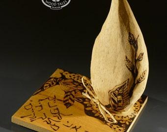 Moda Ani Lephanecha Carving and Pyrography
