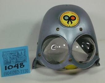1960's Hamilton Invaders Helmet w/ Chin strap