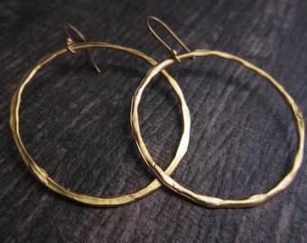 Gold Hoops,Gold Hoop Earrings,Hoop Earrings Gold,Large Gold Earrings,Large Gold Hoops,Hoops Earrings,Lightweight Hoops, Everyday Jewelry