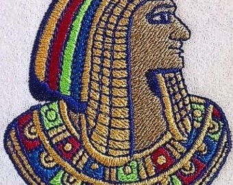 daughter of Isis embroidery design