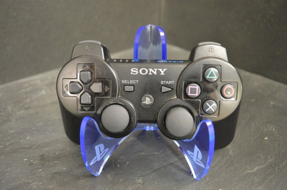 Playstation Ps3 Ps4 Controller Stand Laser Cut Amp Engraved