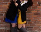 Custom Listing~ Hufflepuff & Ravenclaw skirts