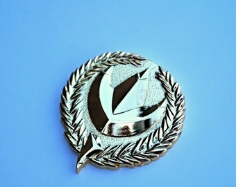 Dragon Caesar Power Token Ranger Prop Cosplay Coin Not Morpher Functional-Gold