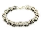 Bike Chain Bracelet, bicycle chain bracelet