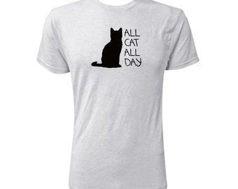 All Cat All Day - NLA Heather White
