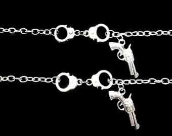 Partners In Crime Bracelet Set