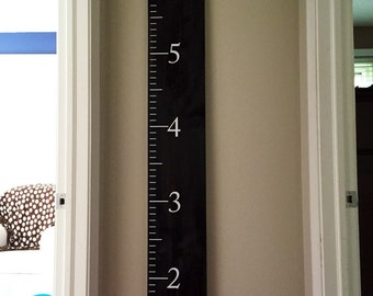 Growth Chart Ruler Decal FREE Personalization!