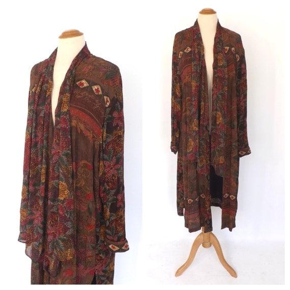 Bohemian Kimono Jacket