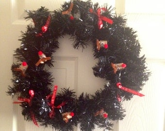 Wine Cork Wreath, Cork Wreath, Wine Cork Crafts, Christmas Wreath, Christmas Decor
