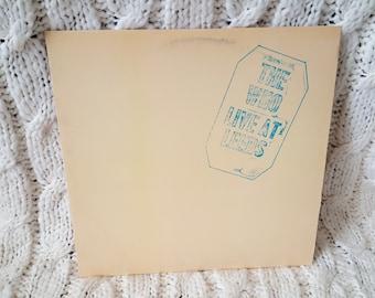 "The Who - ""Live at Leeds"" vinyl record album"