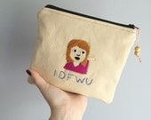 Customized Emoji Zipper Pouch