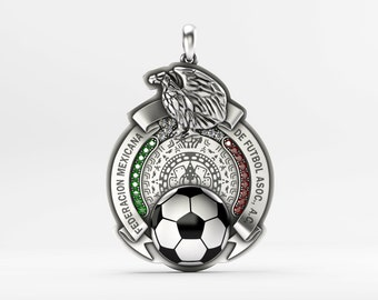 Mexico National Team Medal