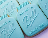 Ball Jar Cookies