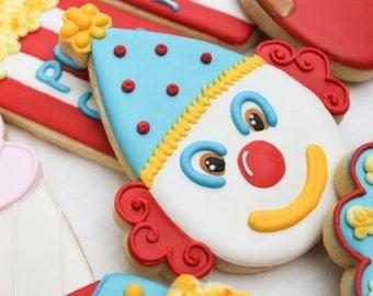 Carnival Circus Cookies