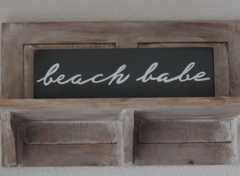 custom wooden beach decor sign home decor by