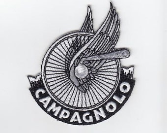 Campagnolo winged bicycle patch