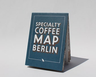 Berlin Coffee Map