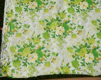 Vintage Drapery/Upholstery Fabric