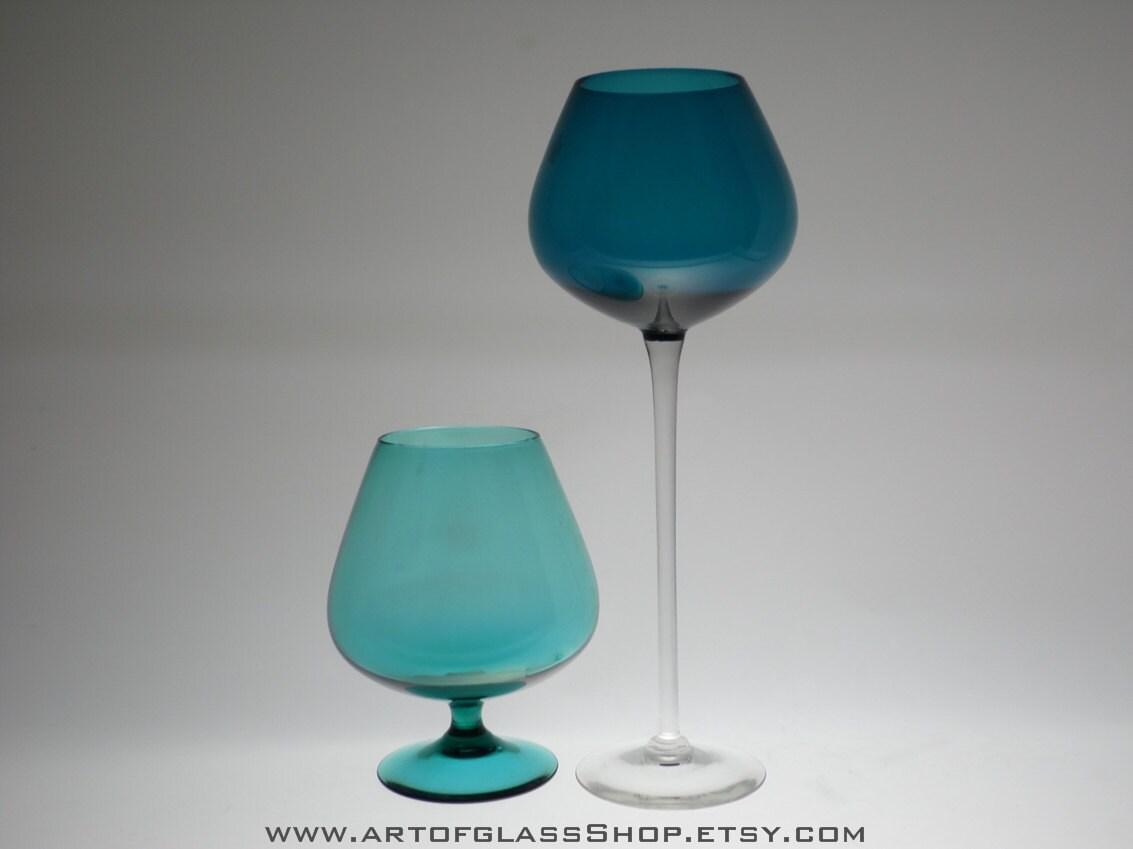 Brandy Glass Vase Glass Brandy Balloon/vase