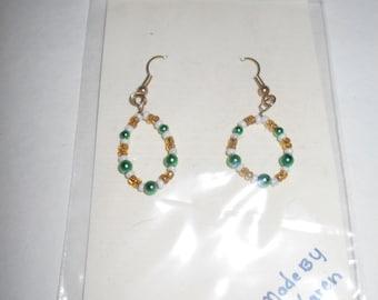Earrings 5 pair to choose from