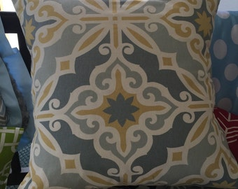 "Premier print decrative Pillow Cover 18""x18"""