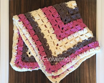 Super Squishy Baby Blanket FREE SHIPPING