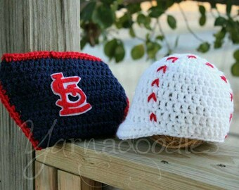 Baseball Baby Gift, Crochet Baseball Set, Baby Baseball Hat, Baby Baseball Outfit, Baseball Baby Shower, Baseball Photo Prop, Baseball Gift