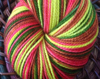 Sunday in the Park-Self Striping Yarn