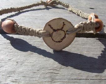 Horned God Choker Necklace