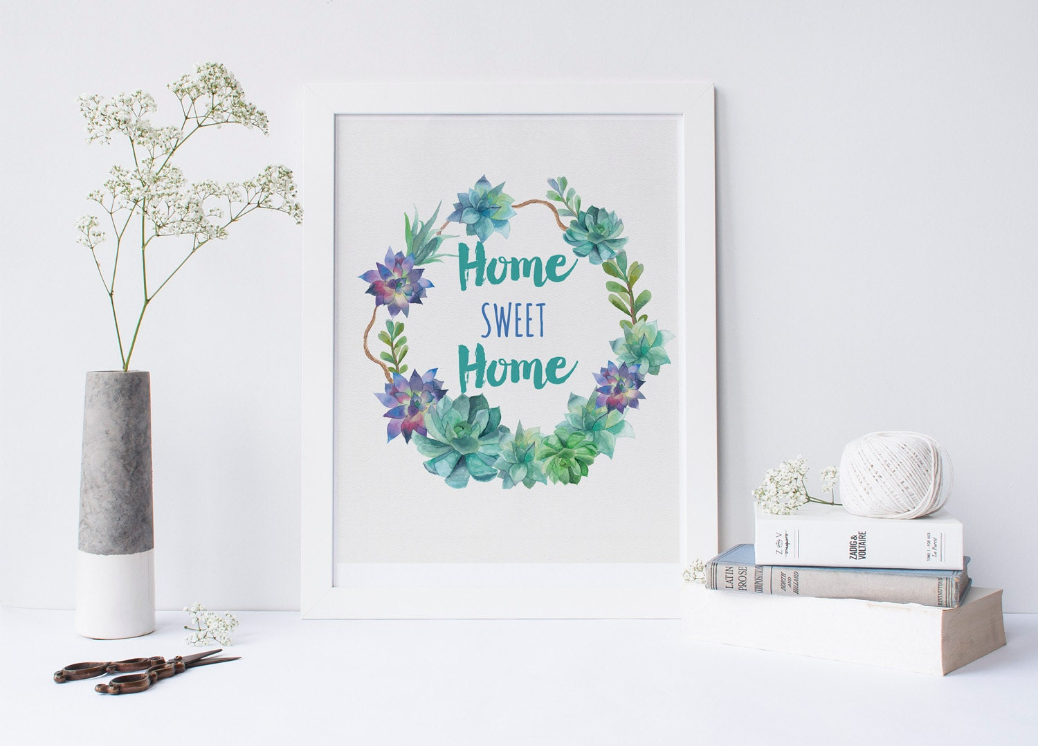 Printable wall art home decor print 8x10 home Home decor wall decor australia