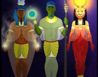 Elephantine Triad Empowerment Attunment -- Power of the Nile