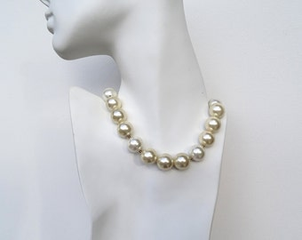 """June Special Statement Choker Necklace """"South Sea Dream"""" Bridal Special occasion"""
