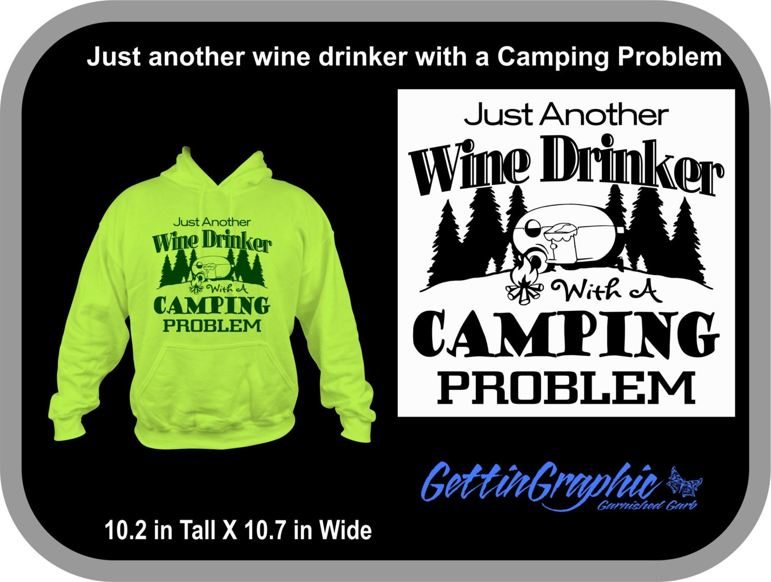 Just Another Wordpress Com Site: Just Another Wine Drinker With A Camping Problem. Camping