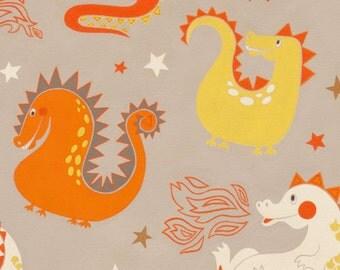 Alexander Henry - Baby Dragon - #8289B - Grey