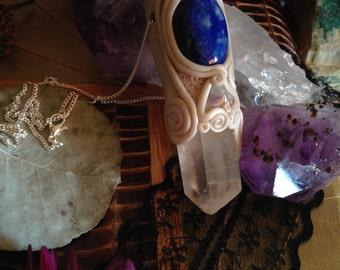 angelic wearable healing wand
