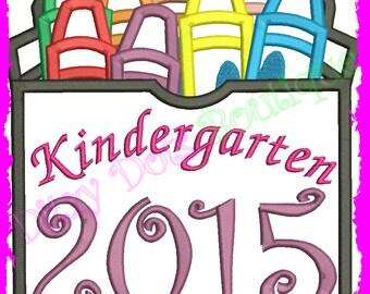 Kindergarten 2015 Box of Cryaons 025