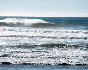 "Surf Photography, Landscape Photography, Wave Photography, San Francisco, Ocean Photography, Surf Art, Wave art - ""Ocean Beach"""