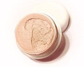 Natural Makeup DREAM CREAM Mineral Foundation Concealer Sample Size Creamy Makeup Base Tester 5g Jar